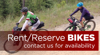 Your Headquarters for THE GREAT DIVIDE MOUNTAIN BIKE ROUTE